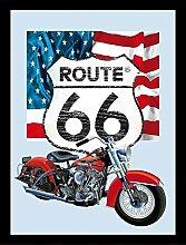 Close Up Route 66 Spiegel Roadster Bike (22cm x
