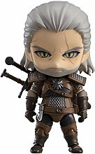 Close Up Witcher 3: Wild Hunt Nendoroid Geralt von