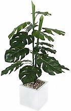 Closer 2 nature T072D Künstliche Philodendren pflanze 90 cm