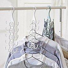 Closet Organizer Schals Kleiderbügel