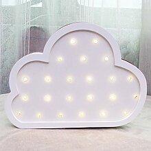Cloud Nachtlicht Cloud Festzelt Batteriebetrieben
