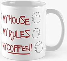 ClownZii Mystery Rules Knives Out My House Coffee