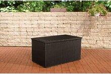 CLP Auflagenbox Auflagenbox 5mm, Gartentruhe für