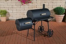 CLP BBQ Smoker Grill - Barbecue Holzkohle