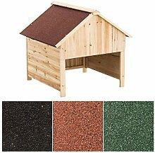 CLP Holzgarage für Rasenroboter | Unterstand für