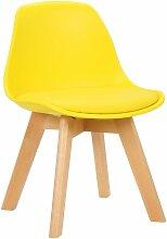 CLP - Kinderstuhl Lindi-gelb