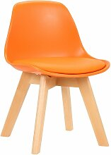 CLP - Kinderstuhl Lindi-orange