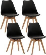 CLP Küchenstuhl Linares Kunststoff mit