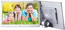 CLQya Digitaler Bilderrahmen 15,0 Zoll Wifi HD