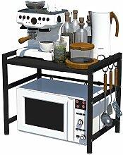 CM67 Multifunktionaler Küchenregal, Mikrowelle