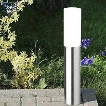 CMD - Aqua Polo Kurz - Edelstahl Stehleuchte