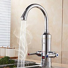 CMLllucky Elektrischer Wasserhahnpasst in