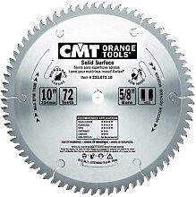 Cmt orange Tools 223.084.12M–Kreissägeblatt für Corian D 300x 3,2x 30Z 72mtcg