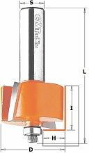 CMT Orange Tools 935.851.11–Erdbeere für rebajes mit rodam. HM S 12D 35x 19