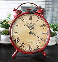 CNBBGJ Home möbel Geschenke Dekoration, kreative Retro drei Farben runde basteln Dekoration, Glocken, EIN