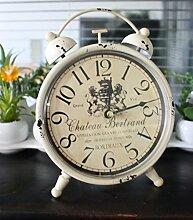 CNBBGJ Home möbel Geschenke Dekoration, kreative Retro drei Farben runde basteln Dekoration, Glocken, C