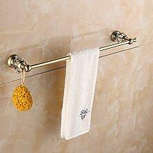 CNBBGJ Küche und Bad Luxus accessoires badezimmer im klassischen Handtuchhalter Handtuchhalter Handtuchhalter