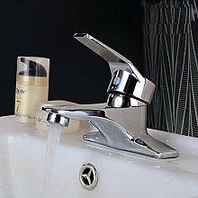 CNBBGJ Kupfer 2 Waschbecken Wasserhahn