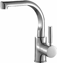 CNBBGJ Schwerkraft Casting Kupfer Waschbecken Wasserhahn Küchenspüle Wasserhahn