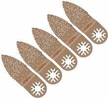 CNBTR 5pcs 32mm gelb Universal Finger Hartmetall