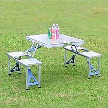 CNDY Klapptisch Camping Tisch aluminiumlegierung