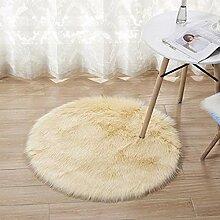 CNFQ Luxus-Teppich für Teppiche und Teppiche,