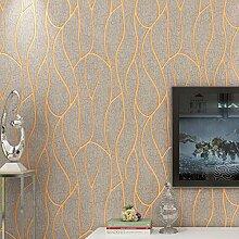 CNMDGBWY Moderne Mode Vlies Vertikale Streifen 3D