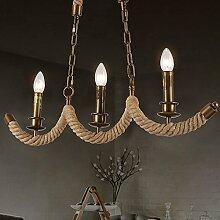 CNMKLM Acryl Kronleuchter Deckenlampe Lampe mit Glühbirne für Arbeitszimmer/Büro, Schlafzimmer, Wohnzimmer #6
