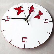 CNMKLM Hochwertige Uhren Wanduhr Küche Dekoration Wand Uhr #20.