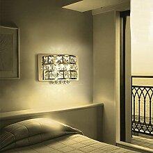 CNMKLM Moderne LED-Wandleuchte Schlafzimmer Küche Licht Dekoration ? Restaurant Wandleuchte Lampe?#2,mit bestem Service