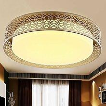 CNMKLM Spider led rund das Schlafzimmer leuchten Deckenleuchte stilvolles Wohnzimmer Lampe Leuchte 500mm einfache Studie
