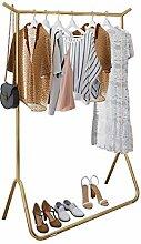 Coat racks ZJUN - Gold Kleiderständer Eisen