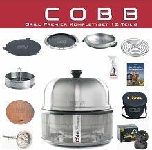 Cobb Grill Premier Komplett All Inclusive Set 12