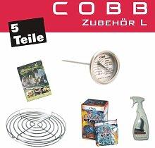 Cobb Grill Premier Zubehörpaket Starter L 5 Teile