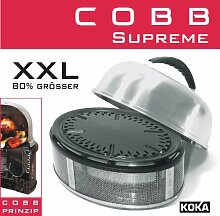 Cobb-Grill Supreme Campinggrill mit großer ovaler