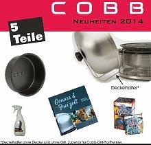 Cobb-Grill Zubehör Neuheiten-Set 5 Teile 2014