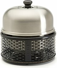 Cobb Pro Barbecue kettle Silber–(Barbecue,