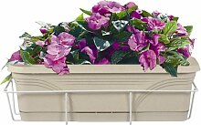 CobraCo f242624Verstellbare Blumenkastenhalter