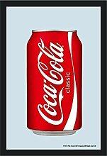 Coca Cola Dose Tin Nostalgie Barspiegel Spiegel