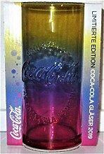 /Coca-Cola / Glas/Gläser/Limitierte