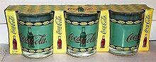 Coca-Cola / Glas/Gläser/Luminarc/Retro/Vintage /