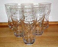 Coca-Cola Light Glas./ Twisted Glas./ 6er Se
