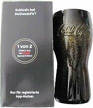 Coca Cola & Mc Donald´s - Glas - 1 von 2 Gläser