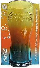 Coca Cola & Mc Donalds - Edition 2020 - Glas -