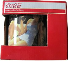 Coca Cola - Mug - Mok - Becher - Tasse - Motiv 4