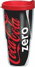 Coca Cola Tervis Coke Zero kann Tumbler
