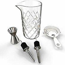 Cocktail Mischglass Set (500ML) - Professionelle