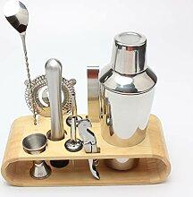 Cocktail Shaker Barkeeper Kit - Edelstahl