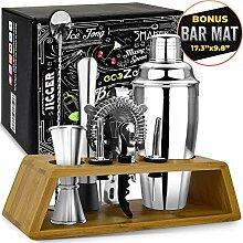 Cocktail-Shaker-Set, Bartender