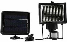 Cocoarm Solarleuchten Außen 196 LED Solarlampen